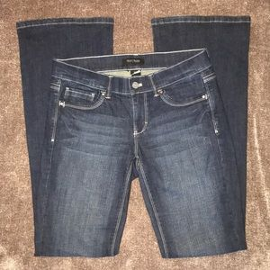 White House Black Market Jeans, size 4R